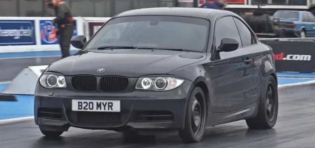 Methanol Injected BMW 135i