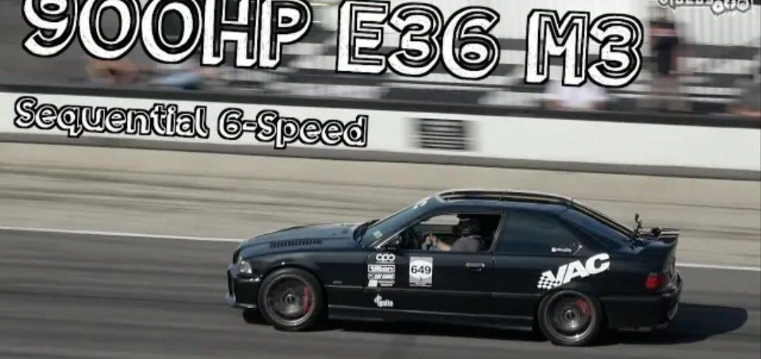 Sequential 900HP BMW M3