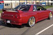 Tuned Nissan Skyline GT-R
