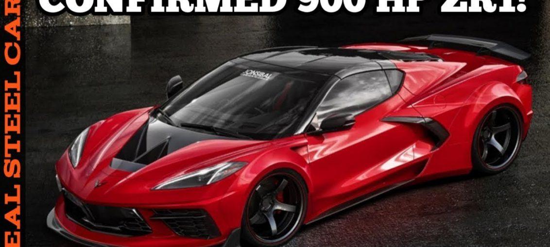 C8 ZR1 engine details confirmed First AWD Corvette