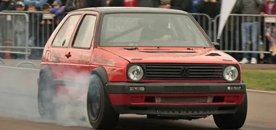 Golf MK2 R30 Turbo