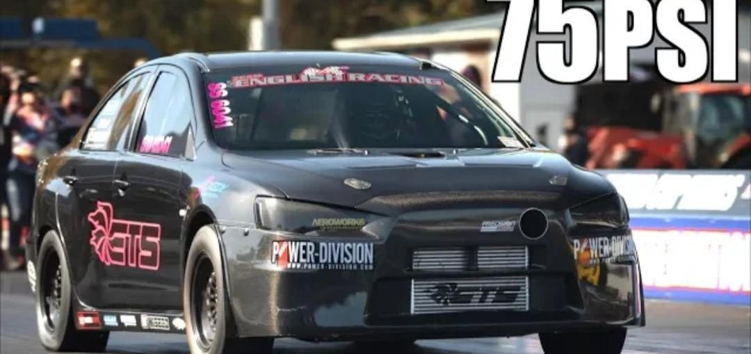 Fastest Evo X on the Planet