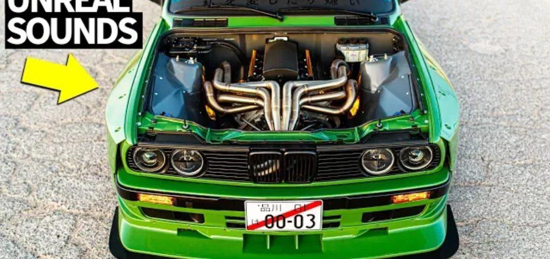 Wildest BMW E30 Ever