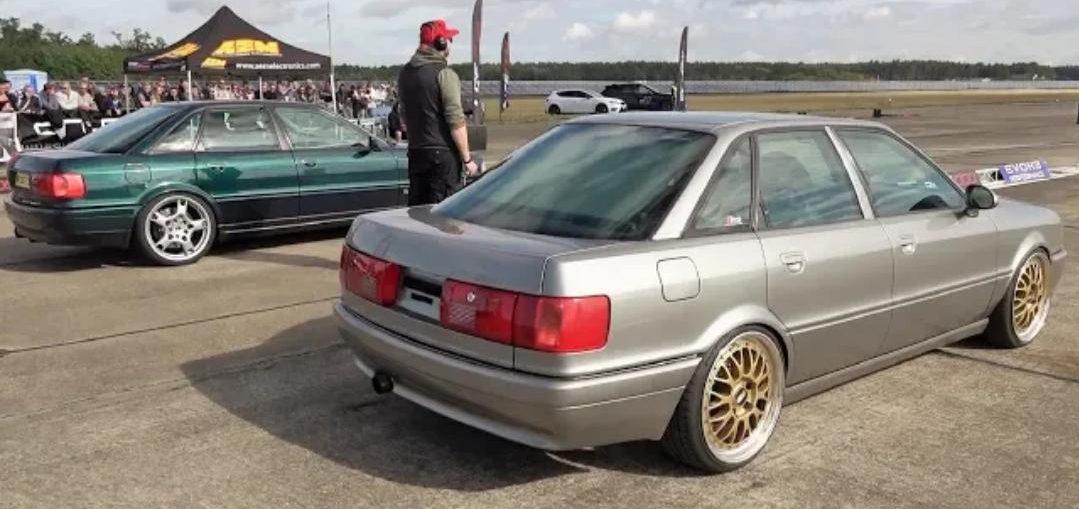 Audi 90 Sleeper