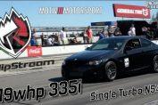 single turbo n54