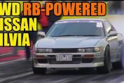 AWD RB Swapped Nissan S13