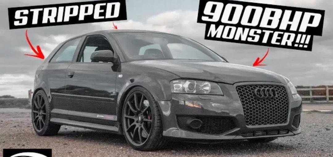 Audi A3 3.2L Turbo