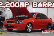 Sleeper ford turbo barra