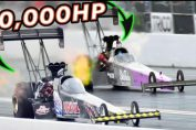 Top Fuel Dragsters