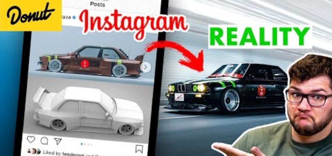 Instagram illustrators