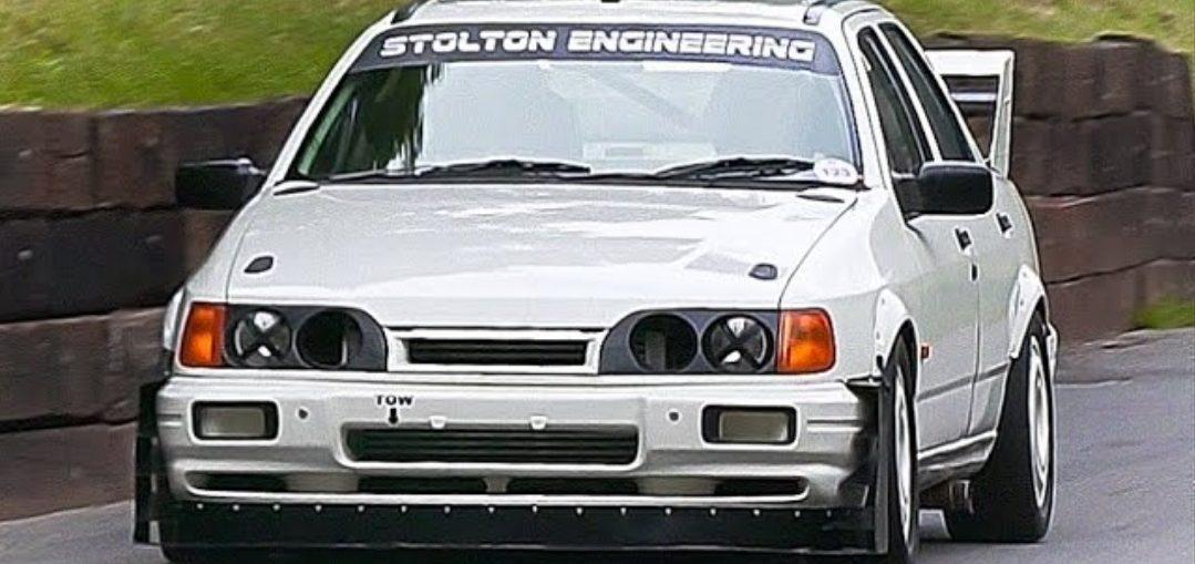 Ford sierra v8