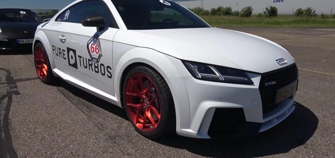 Audi tt rs pure turbos