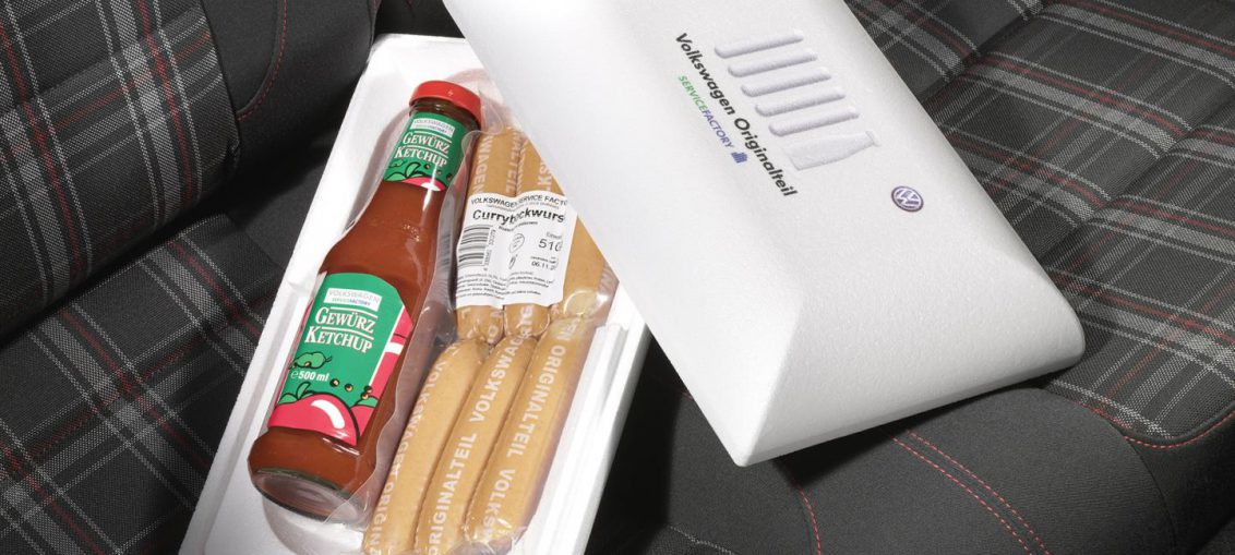 Vw produces sausages