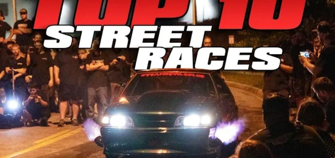 top street races