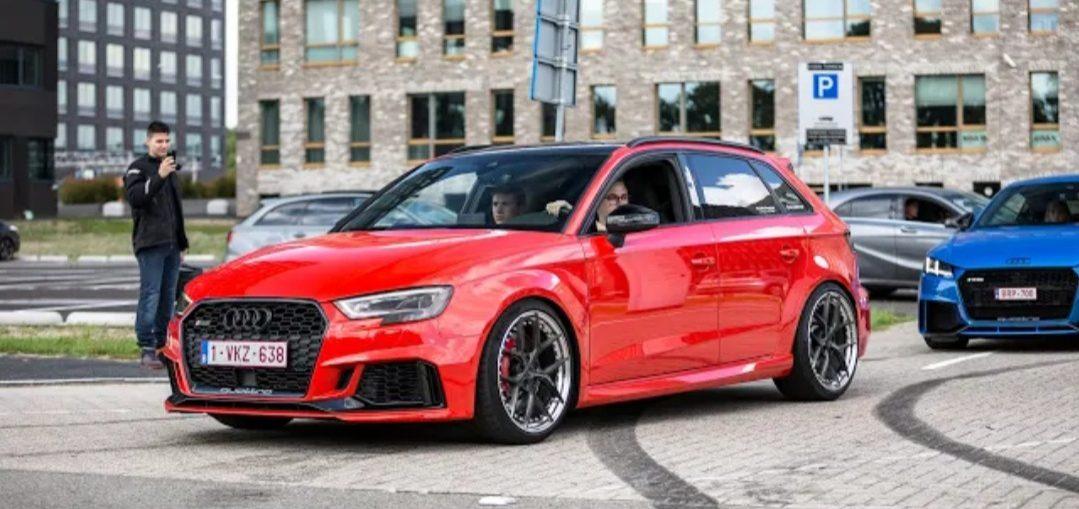 Audi RS TT RS