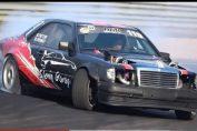 Twin Turbo V8 Mercedes