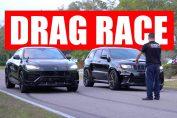 Jeep Trackhawk Lamborghini Urus