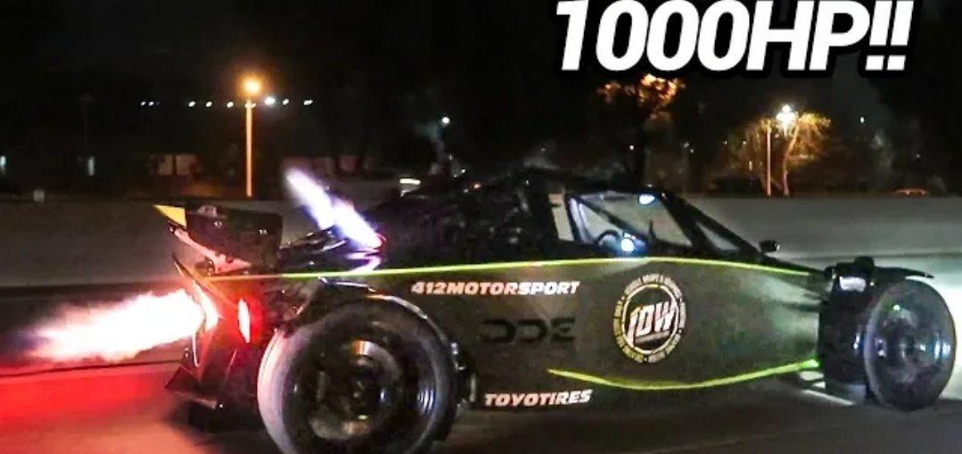 LS3 1000HP Go Kart