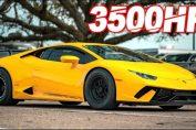 3500hp lambo