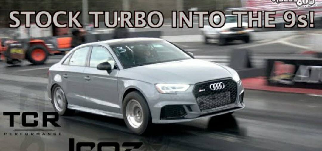 stock turbo rs3