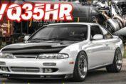Single Turbo VQ35HR