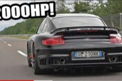 Porsche 9ff gt2 turbo