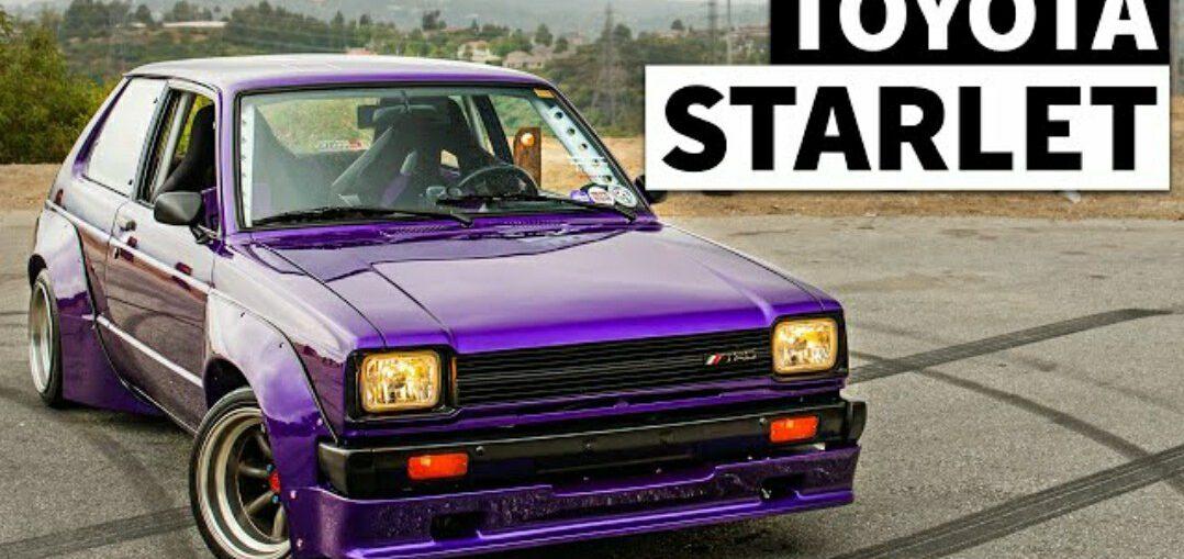 Widebody Toyota Starlet