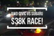 Awd civic