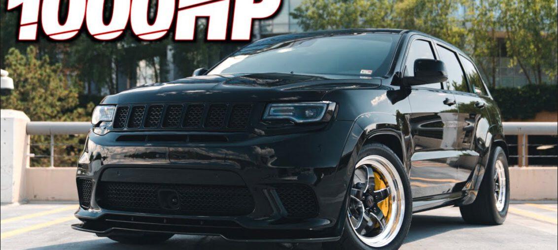 1000HP Jeep Trackhawk