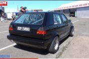 Golf vr6 turbo