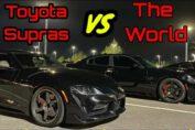 MK5 Toyota Supras