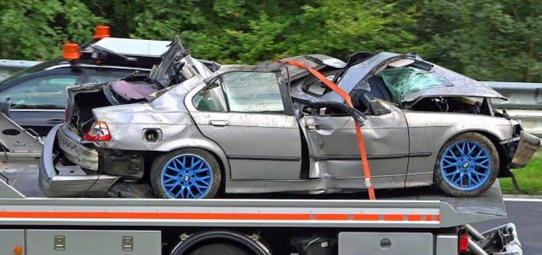 Nurburgring Destroyed Cars