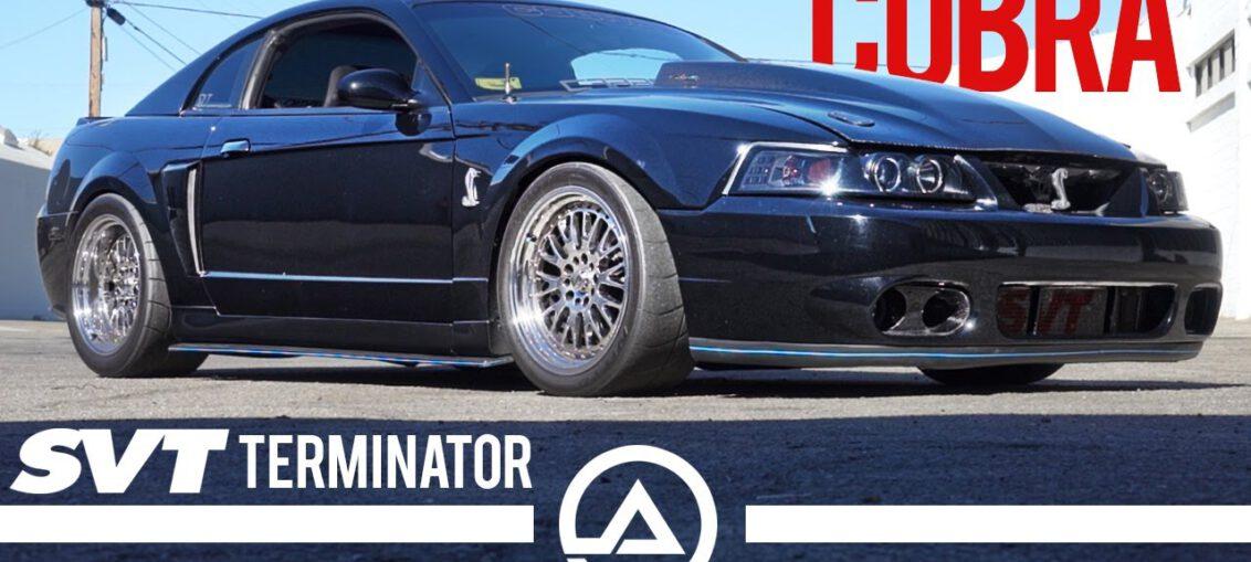 Nasty 750 Horsepower Terminator Cobra Whipple Supercharged SVT