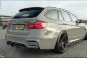 BMW M3 F81 CS Touring