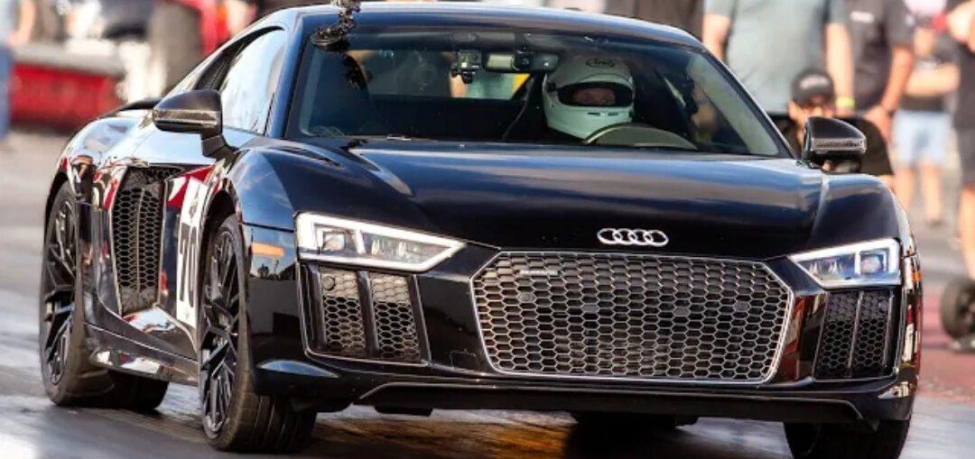 1300HP Audi R8