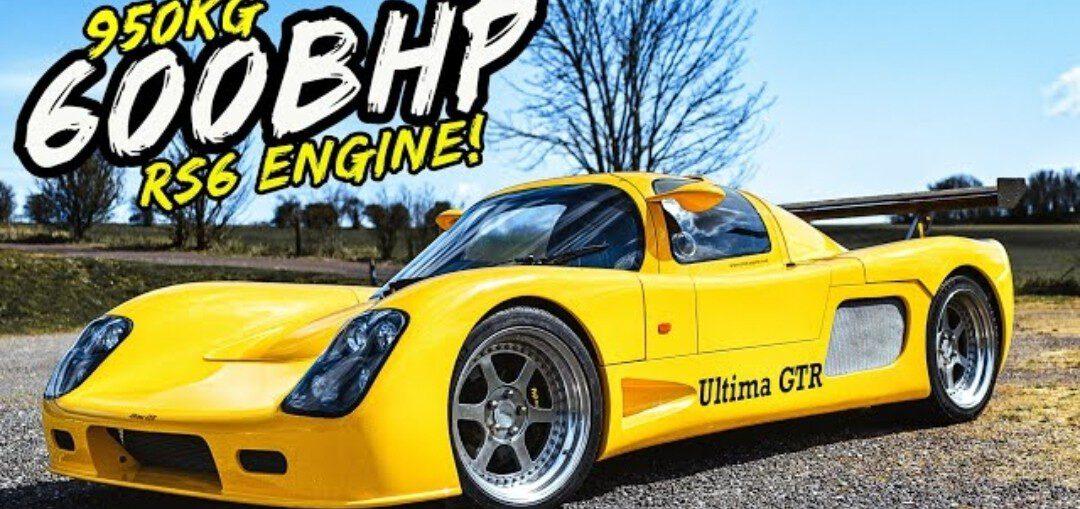 Ultima gtr twin turbo rs6