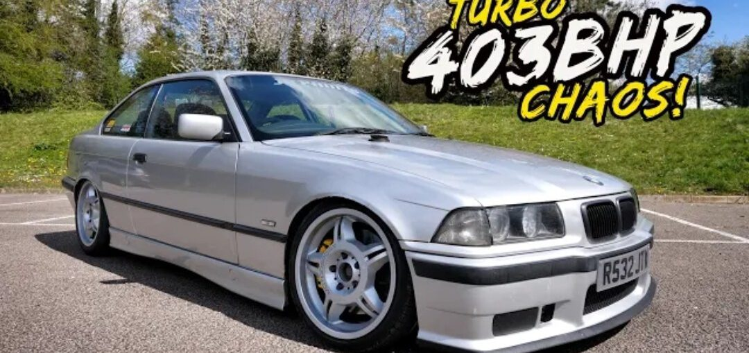 TURBO BMW E36