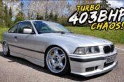 TURBO BMW E36