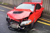 WON this Lancer Evo and CRASHED