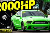 2000HP Street Mustang