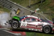 Nürburgring Crash Compilation