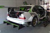 Turbo BMW 320 E36
